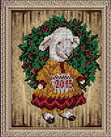 Краса и Творчисть 21114 Рождественские истории 2, набор для вышивания бисером