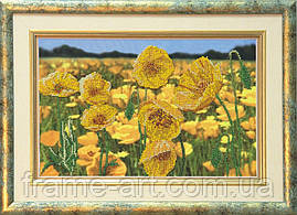 Краса и Творчисть 70511 Солнечные ритмы 3, набор для вышивания бисером