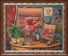 Краса и Творчисть 10511 Фантазии моря, набор для вышивания бисером