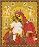 Маричка РИП-006 Богородица Милующая (Достойно есть), схема