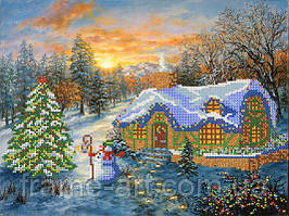 Маричка РКП-071 Рождественский домик, схема