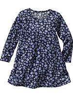 """Детское платье """"Navy Floral"""" Old Navy"""
