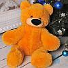 Огромный плюшевый медведь Бублик 150 см (медовый)