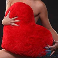 Подушка Сердечко 55 см (красный), фото 1
