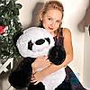 Большая мягкая игрушка Плюшевая Панда 65 см