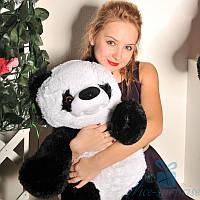 Большая мягкая игрушка Плюшевая Панда 65 см, фото 1