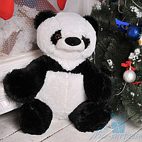Большая мягкая игрушка Плюшевая Панда 75 см, фото 1