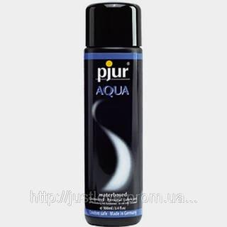 Лубрикант на водной основе Pjur Aqua 100 ml