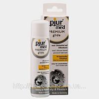 Гипоаллергенный силиконовый лубрикант Pjur MED Premium Glide 100 ml