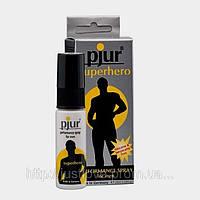 Интимный спрей Pjur Superhero Spray 20 ml