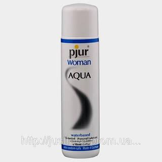 Лубрикант для женщин на силиконовой основе Pjur Woman 100 ml