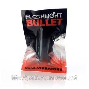 Мини-вибропатрон — Fleshlight
