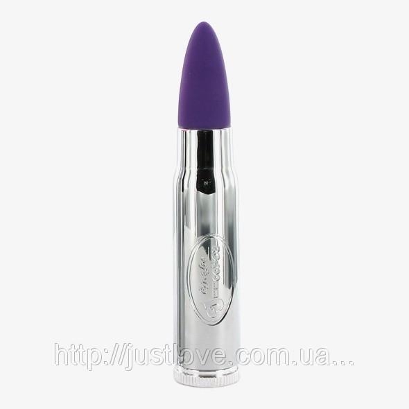 Пуля вибратор  RORocks Off-100mm Soft Tip Purple