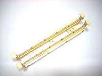 Настенный кросс 110 типа на 50 пар, 4-х парный IDC