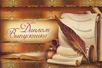 Упаковка дипломов выпускника №D-04Э - 20шт