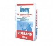 Сухая гипсовая смесь Knauf Rotband (Ротбанд)