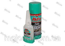 Двухкомпонентный клей AkFix