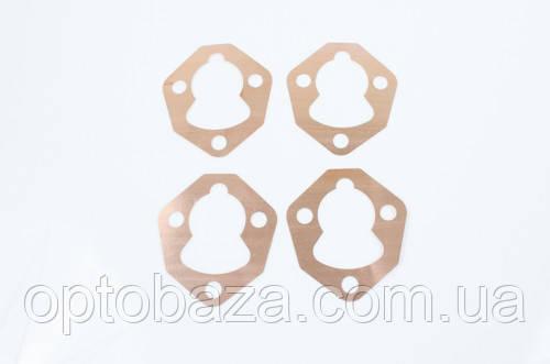 Прокладки топливного насоса 4 шт для мотоблока дизель 6 л. с., фото 2