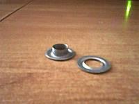 Люверс 10мм-0,3мм толщина металла (1000 шт/упак.)