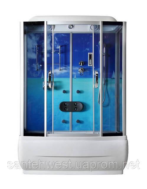 Гидробокс с ванной 170х80х210 VA -169-1 Корабли