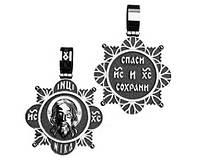 Крест серебряный православный 500 87