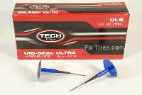 Tech 250UL - Универсальные грибки Uni-Seal Ø 6 мм для ремонта небольших проколов шин Ø до 6 мм