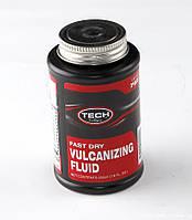 Tech 760 - Вулканизационная жидкость с кисточкой 235 мл для ремонта камер и шин