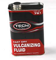 Tech 761 - Вулканизационная жидкость 945 мл для ремонта камер и шин