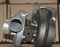 Чешская турбина С14-126-01 / Трактор МТЗ