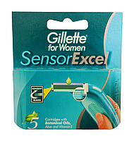 Сменные кассеты Gillette for Women Sensor Excel - 5 шт.
