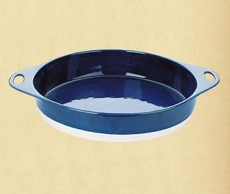 Жаропрочный керамический противень 1,8 литра Dekok HR-1061