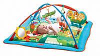 Новый развивающий коврик с дугами и игрушками Tiny Love Городское Сафари уже в продаже!
