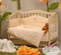 Новое! Сменные комплекты постельного белья для детской кроватки Маленькая Соня!