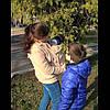 Флисовая куртка (3в1) (фото клиентки)