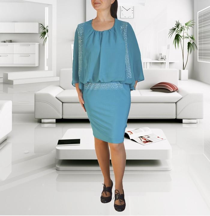 Платье нарядное Lydia р 50,52,54,56,58,60
