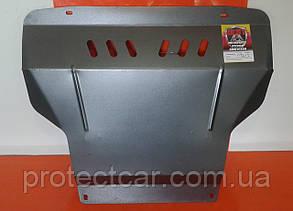 Защита двигателя Nissan MICRA (2003-2010) Ниссан Микра
