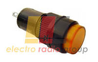 NXD 212Y Сигнальна арматура жовта