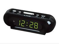 Настольные электронные часы VST 716 с будильником