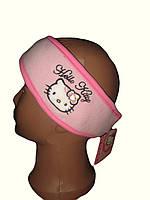 Детская повязка на голову Hello kitty ТМ Sun City