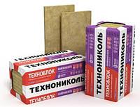 Утеплитель (минеральная вата) Техноблок Стандарт, 100мм/2,88 м.кв.