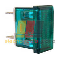 YL238-01 Сигнальна арматура зелена