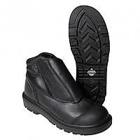 Ботинки рабочие кожаные термостойкие для сварщика