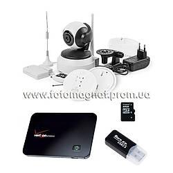 КОМПЛЕКТ 3G сигнализация+видеонаблюдение COLARIX ГУАРД 3G