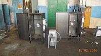 Электрическая коптильня с разовой загрузкой 35 кг мяса или 25 кг рыбы (290 л)