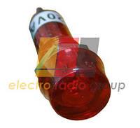 PL1-101 220B Сигнальна арматура червона