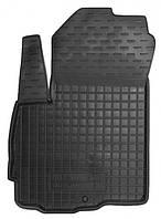 Полиуретановый водительский коврик в салон Mitsubishi Outlander II (XL) 2006-2012 (AVTO-GUMM)