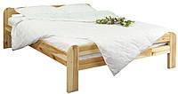 Кровать 140x200cм сосна