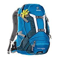 Велорюкзак женский Deuter Trans Alpine 26 SL turquoise/arctic (32213 3332)