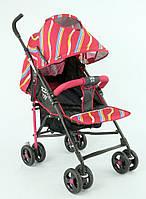 Детская коляска-трость JOY S 608 красная