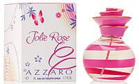 Женская туалетная вода Azzaro Jolie Rose (легкий цветочный аромат) AAT